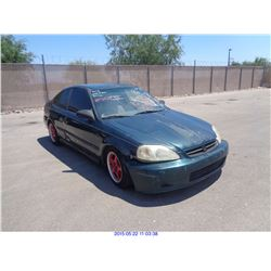 1999 - HONDA CIVIC