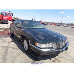 1992 - CADILLAC SEVILLE // RESTORED SALVAGE
