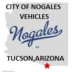City of Nogales Consignment Vehicles