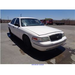 2000 - FORD CROWN VICTORIA