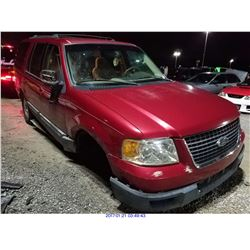 2003 - FORD EXPEDITION XLT