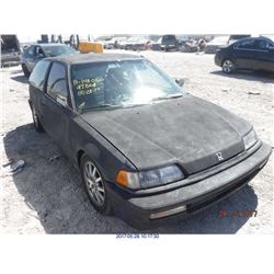 1991 - HONDA CIVIC