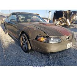 1999 - FORD MUSTANG  // REBUILT SALVAGE