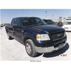 2004 - FORD F-150 with TX Title