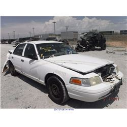 2010 - FORD CROWN VICTORIA with TX Title