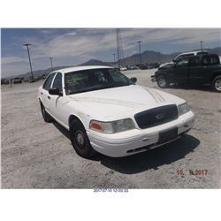 2003 - FORD CROWN VICTORIA with TX Title