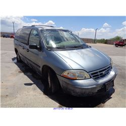 1999 - FORD WINDSTAR