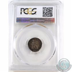 Great Britain; 1836 4 Pence PCGS Certified MS-63