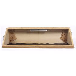 Mercantile Counter Top Display Case