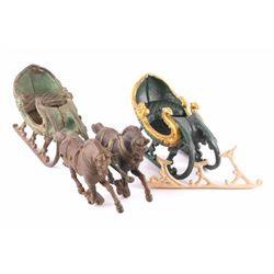 Antique Cast Iron Sleigh Collection