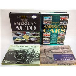 BOOKS OF CARS