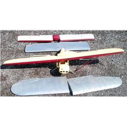 REMOTE CONTROLLED AIRPLANE PARTS