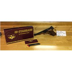HANDGUN, HIGH STANDARD SUPERMATIC TROPHY, 22LR