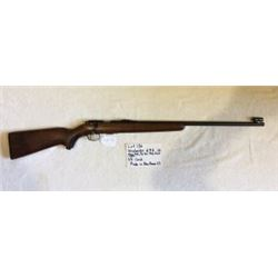 RIFLE, WINCHESTER 69A, 22LR
