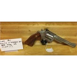 HANDGUN, SMITH & WESSON 66-1, 357 MAGNUM