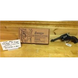 HANDGUN, SAVAGE 101 SINGLE ACTION, 22LR