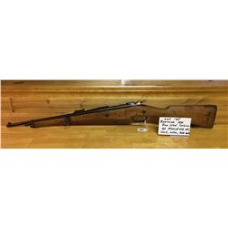 RIFLE, BERTHIER 1890 CARBINE, 8MM LEBEL