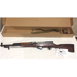 RIFLE, RUSSIAN SKS, 7.62X39