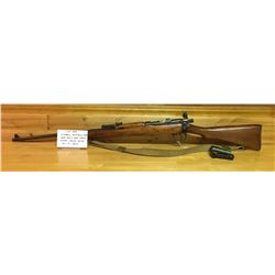 RIFLE, LITHGOW ENFIELD, 303 BRITISH