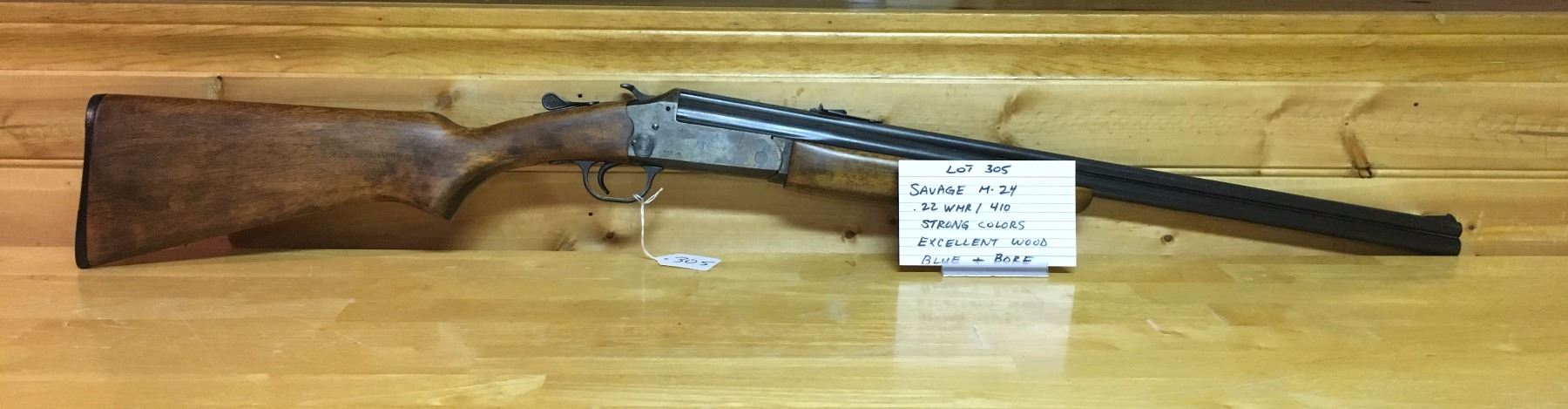 Savage 24 combo rifle/shotgun in carbondale, Illinois gun ...