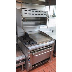 """Gas Oven 36"""" x 37"""" x 70""""H"""