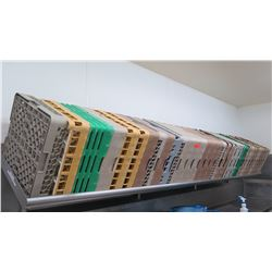 Approx. 34 Commercial Dishwashing Racks