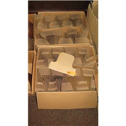 Box of To-Go Beverage Carriers