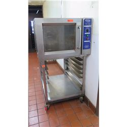 Oliver 688 Electric Convection Oven with Rolling Cart