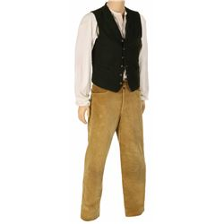 "Leonardo DiCaprio ""Jack Dawson"" screen worn hero costume from Titanic."