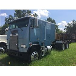 1993 FREIGHTLINER FLA TRUCK TRACTOR VIN/SN:1FUPAEDB0PP420419 CAB OVER, CAT ENGINE, 10 SPEED TRANS, 4