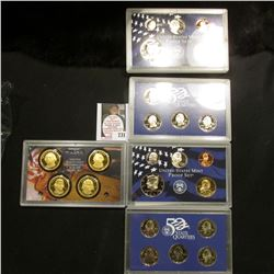 2006 S & 2007 S United States Mint Proof Sets in original box of issue.
