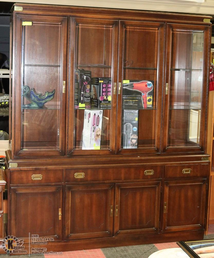 Wood Hutches Sideboards And Buffets ~ Wood buffet and hutch