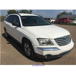 2005 - CHRYSLER PACIFICA // TEXAS REG ONLY