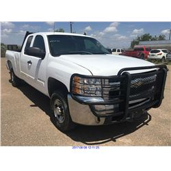 2007 - CHEVROLET 2500 // TEXAS REG ONLY