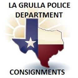 LA GRULLA POLICE DEPARTMENT CONSIGNMENT VEHICLES
