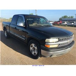 2000 - CHEVROLET SILVERADO // TEXAS REG ONLY