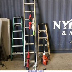 3-LADDERS & OUTDOOR EQUIPMENT