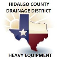 HIDALGO COUNTY DRAINAGE DISTRICT HEAVY EQUIP