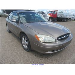 2002 - FORD TAURUS // TEXAS REG ONLY