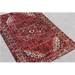 HIGHLY DETAILED HAND WOVEN PERSIAN LILIAN