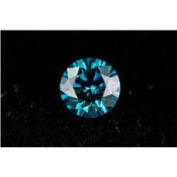 0.29ct Natural Blue Diamond Gemstone CRV $875