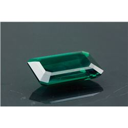 27.55 ct AAA Lab Emerald Octagon 22 x 16 mm