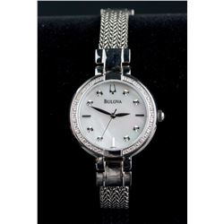 Bulova Mother of Pearl Ladies' Watch RV $395