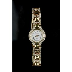 Geneve Ladies Watch with 1.92ct Single Cut Diamond