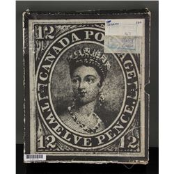 Fine Canada Stamp Collection Booklet from1858-1971