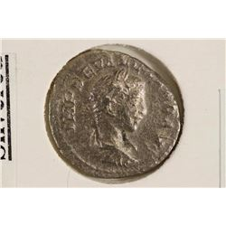 SILVERED 222-235 A.D. SEVERUS ALEXANDER ANCIENT