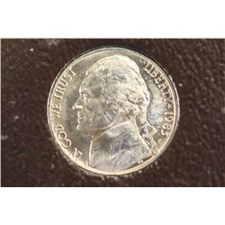 1983-P JEFFERSON NICKEL ICG MS65