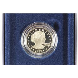 1999 SBA DOLLAR PROOF DOLLAR
