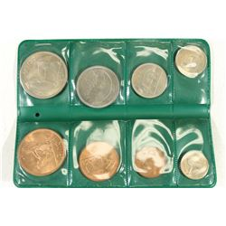 COINS OF IRELAND SET AS SHOWN