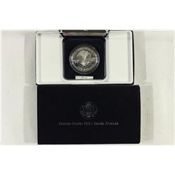 1991-S USO PROOF SILVER DOLLAR